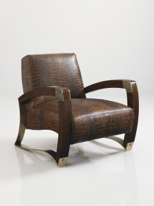 Apogee Leather Chair