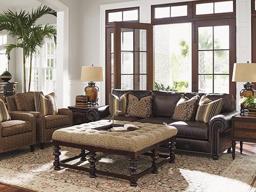 Accent Tables As Statement Pieces Lexington Home Brands