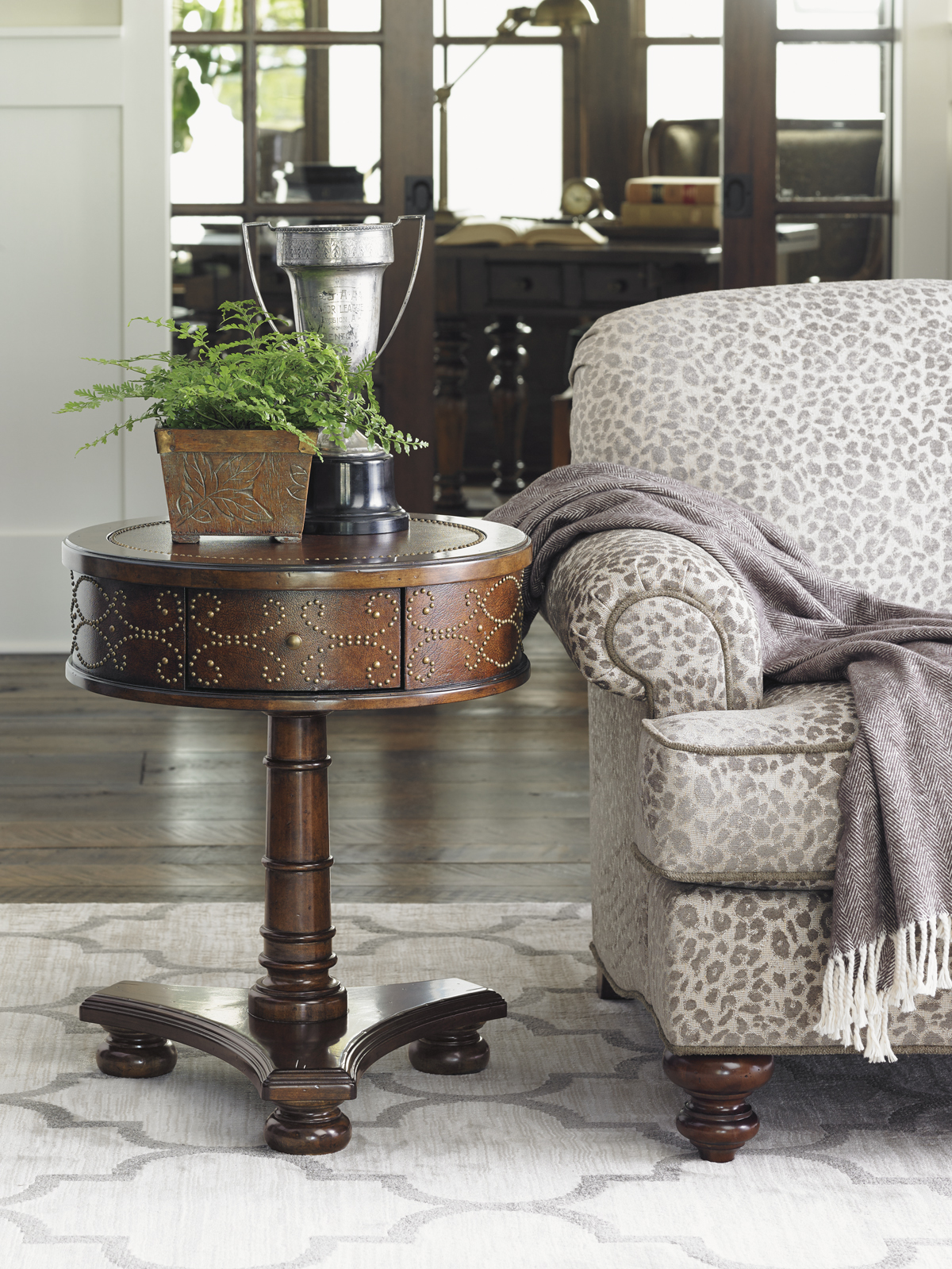 Using Fabrics to Create Style | Lexington Home Brands