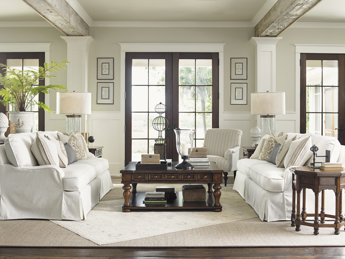 Using Fabrics To Create Style Lexington Home Brands