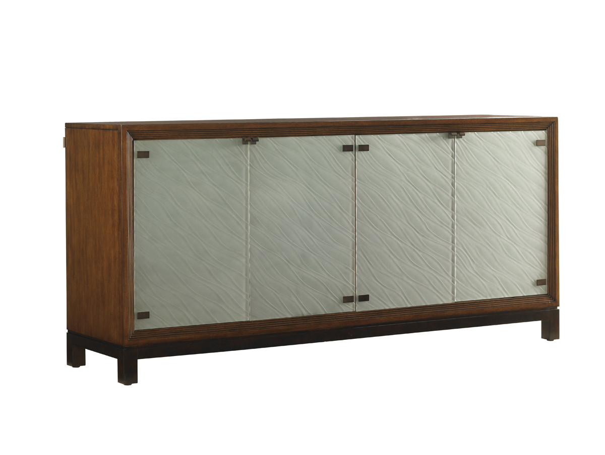 Sea Glass Buffet Lexington Home Brands