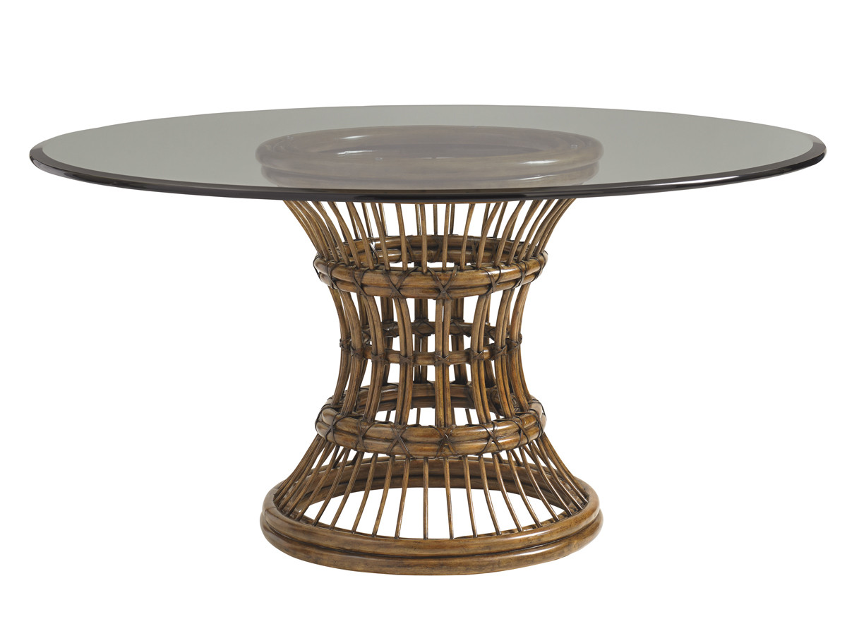 Dining Table With Glass Top 593 875 84 Silo