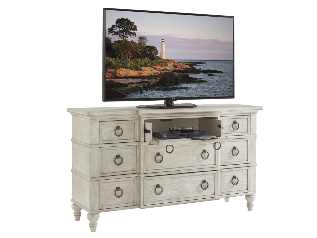 Barrett Triple Dresser Lexington Home Brands