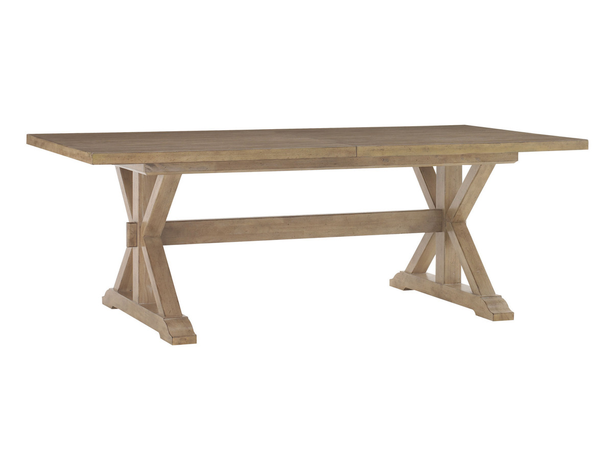 Monterey Sands By Lexington Walnut Creek Dining Table