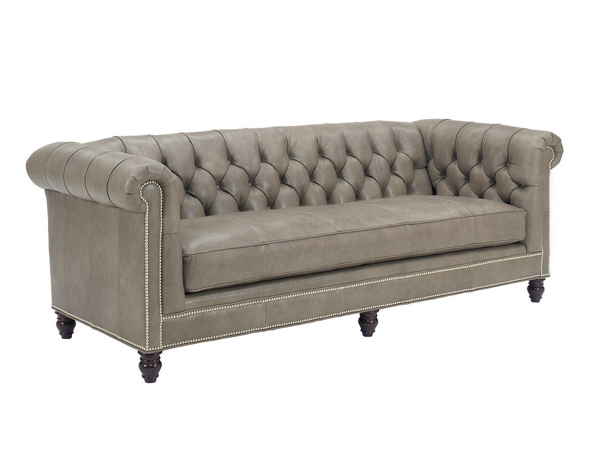 Pleasing Manchester Leather Sofa Lexington Home Brands Machost Co Dining Chair Design Ideas Machostcouk