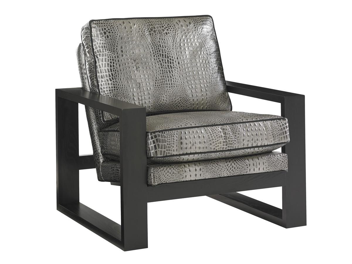 Fabulous Axis Leather Chair Lexington Home Brands Uwap Interior Chair Design Uwaporg