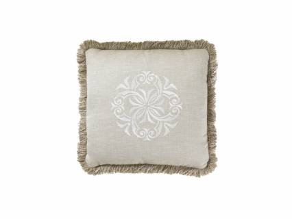 20 Inch Signature Pillow - Ivory