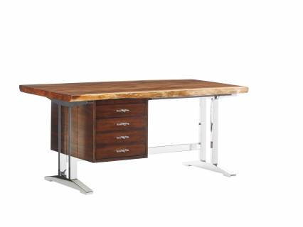 La Costa Live Edge Writing Desk