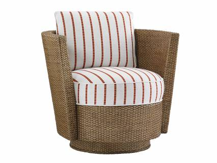 Tarpon Cay Swivel Chair