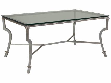 Syrah Small Rectangular Cocktail Table