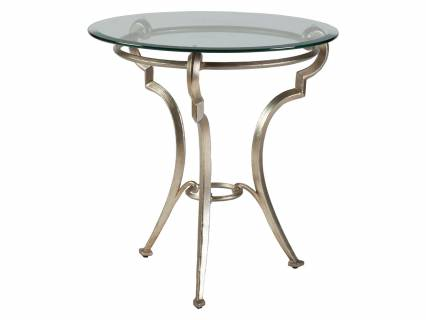 Colette Round End Table