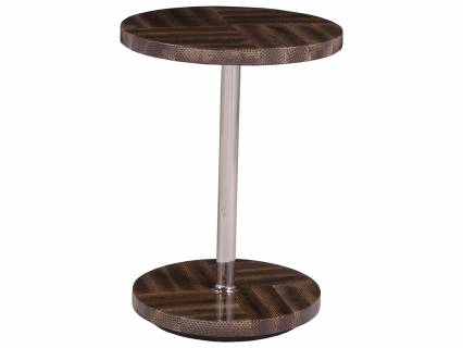 Barito Spot Table - Tobacco