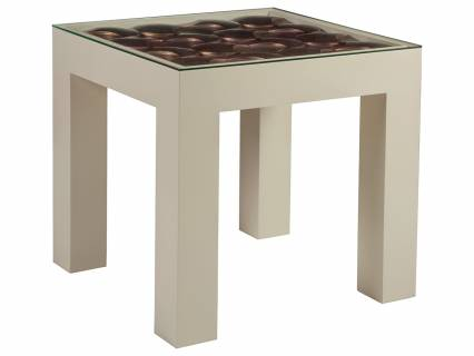 Credo Square End Table