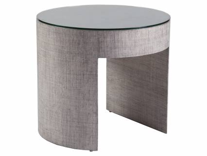 Precept Round End Table