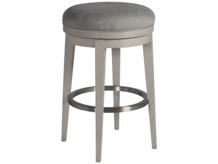 Gradient Swivel Barstool