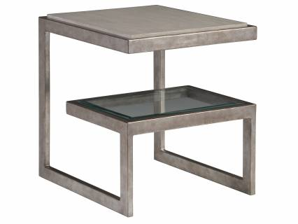Soiree Rectangular End Table