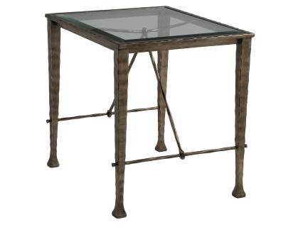 Cortona Rectangular End Table