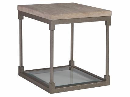 Topa Rectangular End Table