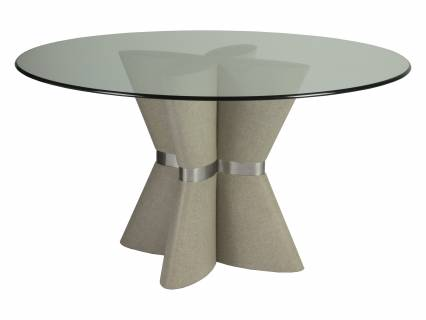 Zeitgeist Linen Dining Table