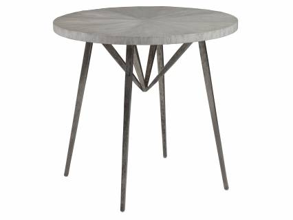 Alfie Round End Table