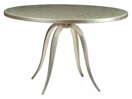 Capiz Round Dining Table