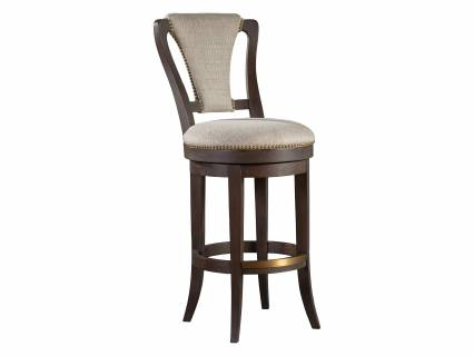 Verbatim Upholstered Bar Stool