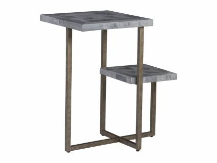 Salvo Rectangular Tier Spot Table