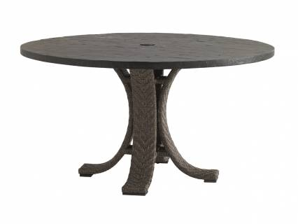 Dining Table W/Weatherstone Top