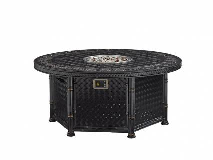 Gas Fire Pit (Dual Source)