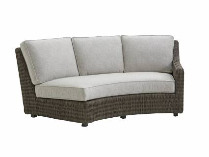 Curved Sectional Raf Sofa