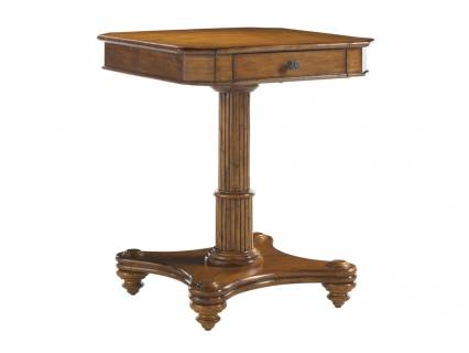 Cinnamon Cove Lamp Table