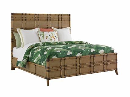 Coco Bay Panel Bed
