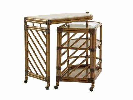 Cable Beach Bar Cart