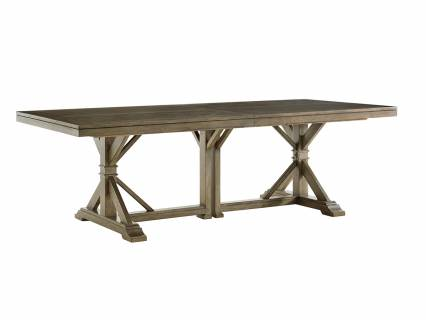 Pierpoint Double Pedestal Dining Table