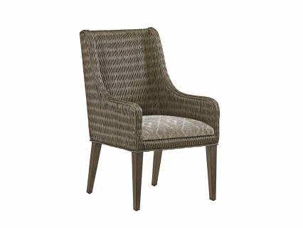 Brandon Woven Arm Chair