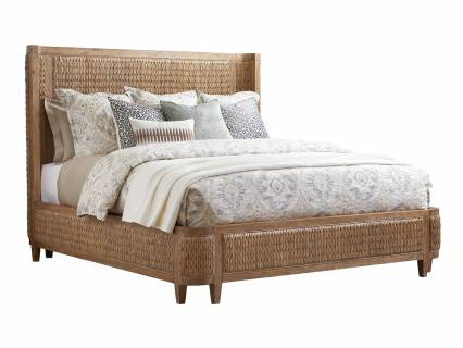 Ivory Coast Woven Bed