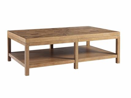 Ducane Rectangular Cocktail Table