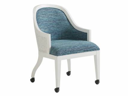 Bayview Castered Arm Chair
