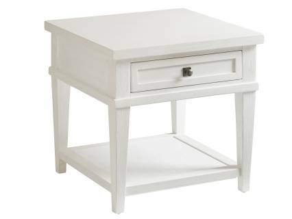 Palm Coast Square End Table