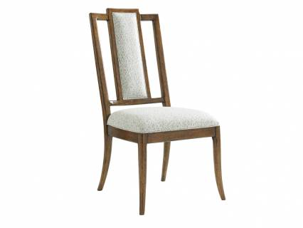 St. Barts Splat Back Side Chair
