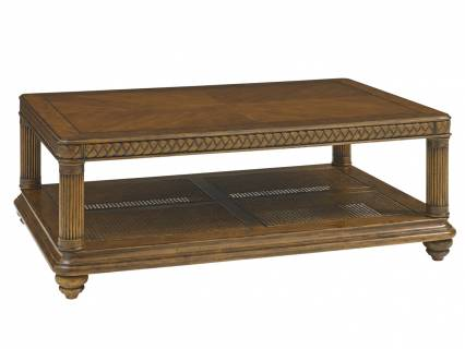 Vineyard Point Rectangular Cocktail Table