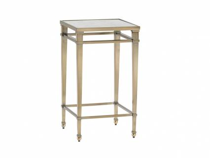 Coville Metal Accent Table