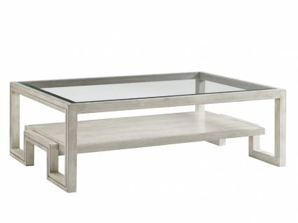 Saddlebrook Rectangular Cocktail Table