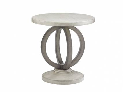Hewlett Round Side Table