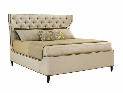 Mulholland Upholstered Platform Bed