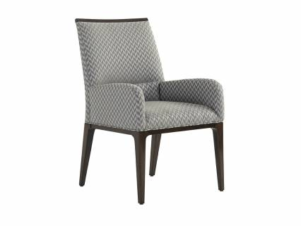 Collina Upholstered Arm Chair