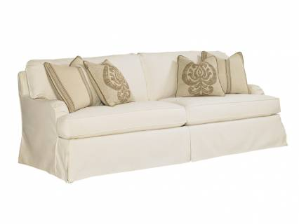 Stowe Slipcover Sofa - Cream