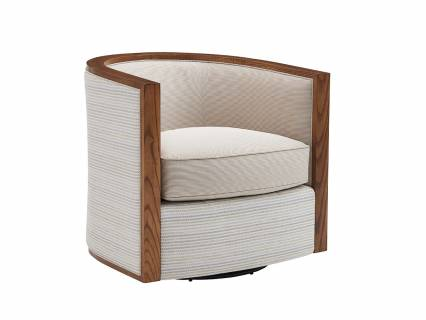 Palermo Swivel Chair