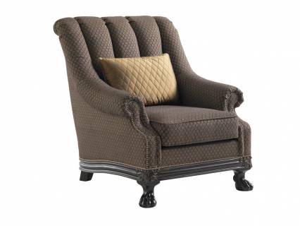 Cadorna Leather Chair