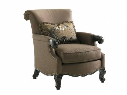 Fiorenza Leather Chair
